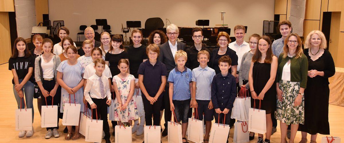 Filderstadt, Bernhausen, Musikschule FILUM, Filum, Matinee, Preisträgerkonzert