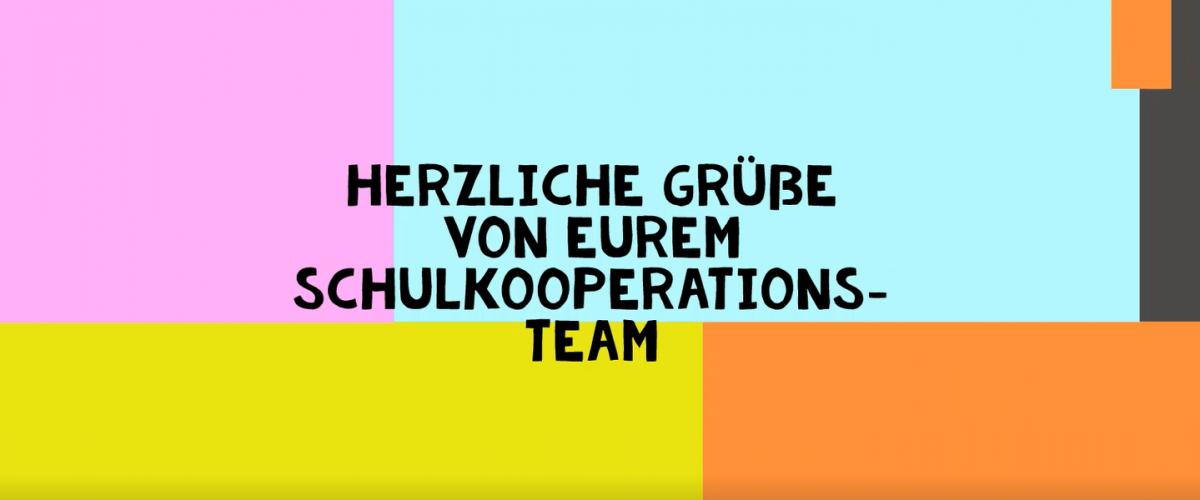 Schulkooperationsteam